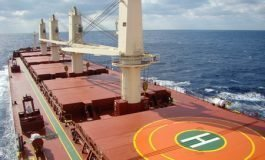 HTM Shipping orders bulker at Nantong Xiangyu