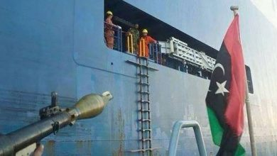 Photo of 'Extreme caution' still needed when calling at Libya