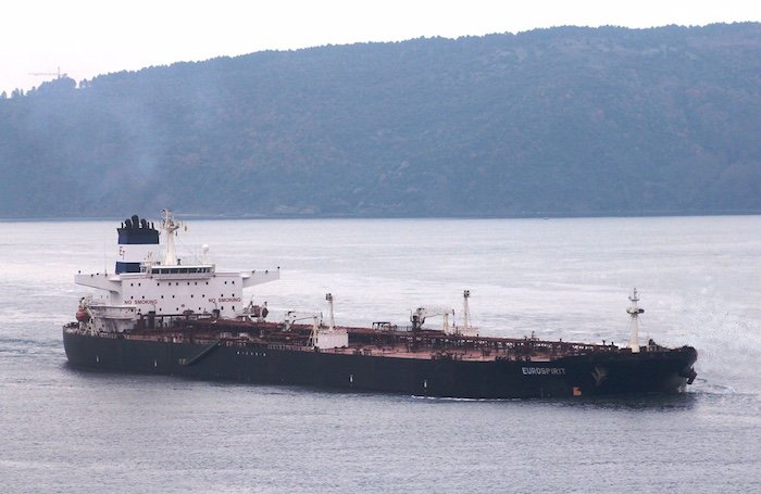 Tankerska Plovidba sells suezmax to Eurotankers