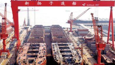 Photo of AVB orders bulker sextet at Yangzijiang