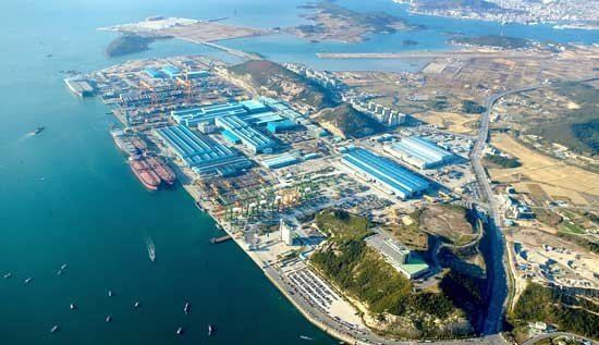 Korean private equity invests in Hyundai Samho