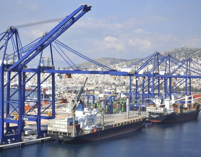 Greek shipping in Labour Day shutdown