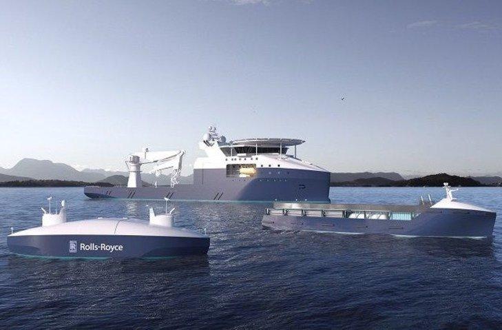Rolls-Royce forms autonomous shipping centre in Turku