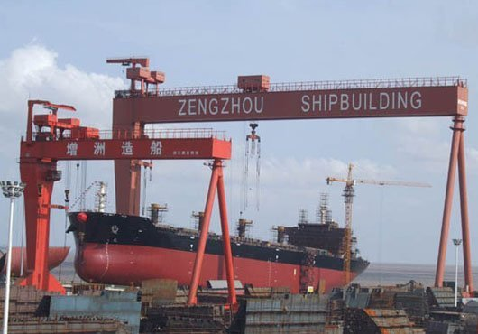 Zhejiang Zengzhou Shipbuilding to build river-sea bulker