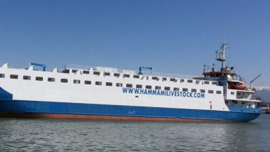 Photo of Livestock carrier collides with Russian navy ship off Turkey