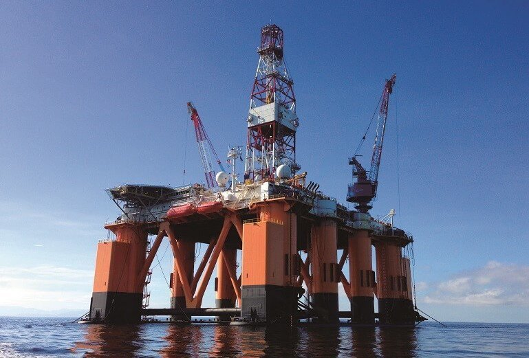 Japan Drilling Company awarded semi-submersible contract in Indonesia