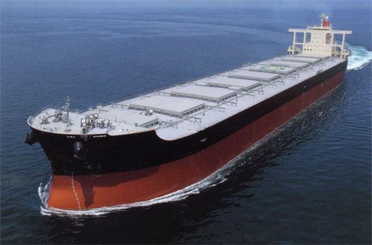JP Morgan acquires panamax bulker from United Ocean