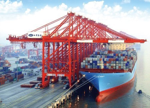 Shanghai becomes first boxport to handle more than 40m teu in a year