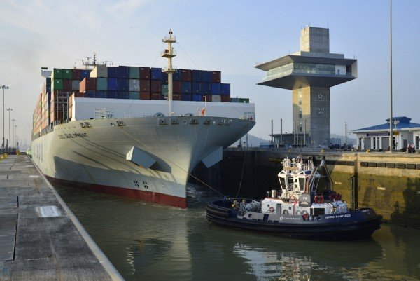 Panama Canal increases maximum draft for new locks