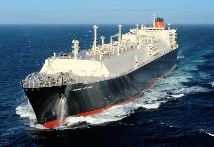 MOL books another LNG carrier at DSME