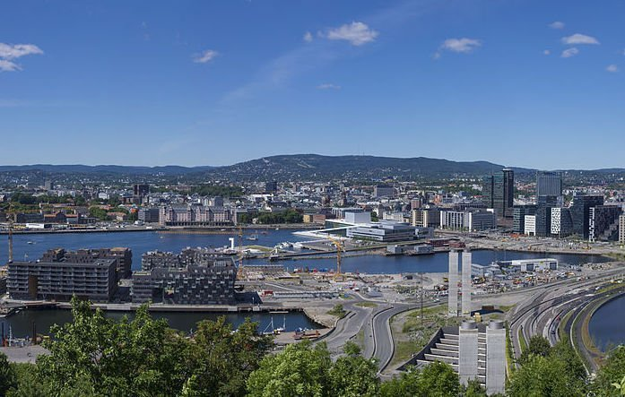 Oslo: The gateway to Silicon Fjords