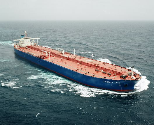 Cosco orders 14 tankers