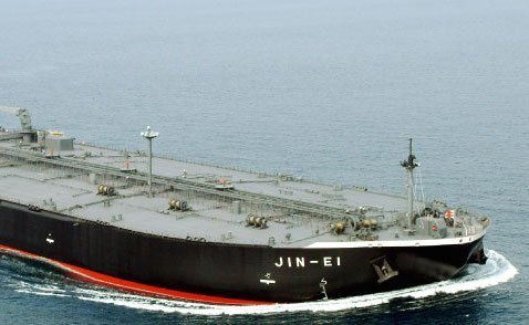 Evangelos Marinakis snaps up 14-year-old Japanese VLCC