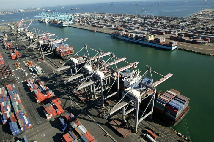 Ports of LA and Long Beach aim for zero emissions