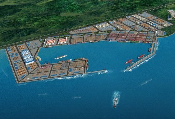 New Cameroon terminal will handle ships of up to 11,000 teu in capacity