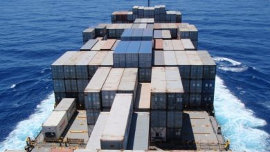 Photo of Container ship load planning systems are easily hackable