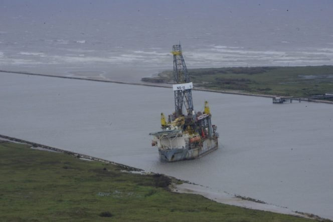 Restrictions lifted on Corpus Christi Ship Channel