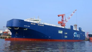 Photo of UECC orders up to four PCTCs at Jiangnan Shipyard