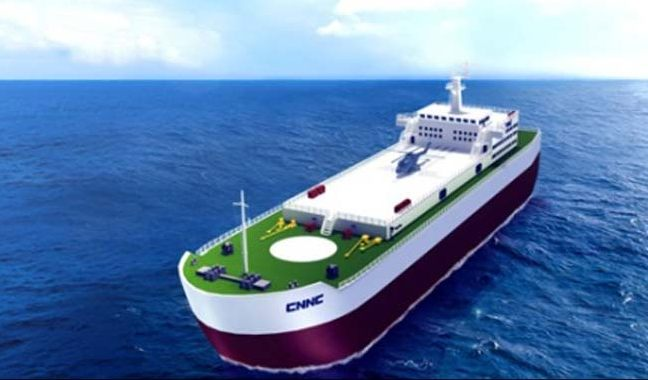 ICBC Leasing and CNNC Leasing to offer financing for offshore nuclear platform