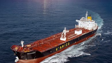 Photo of D'Amico offloads product tanker pair