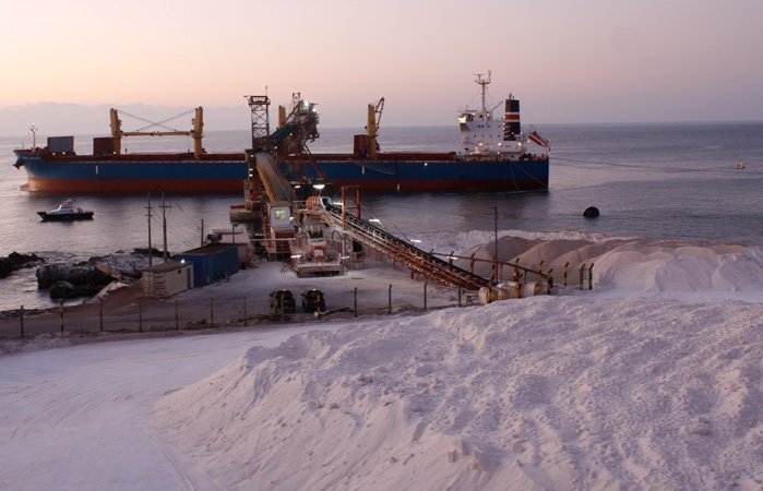 Norden secures long-term salt contract with Chile's Empremar