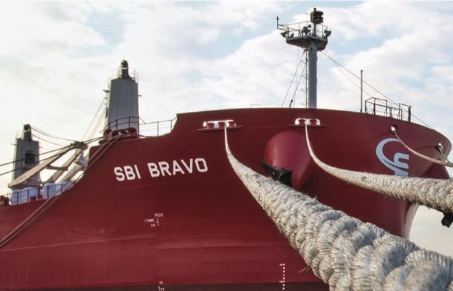Scorpio seals sale and leaseback with CMB Financial for seven bulkers