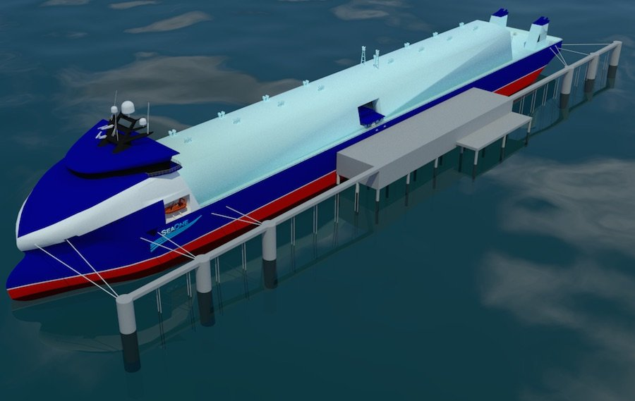 Sembcorp Marine to build CGL carriers for SeaOne - Splash 247