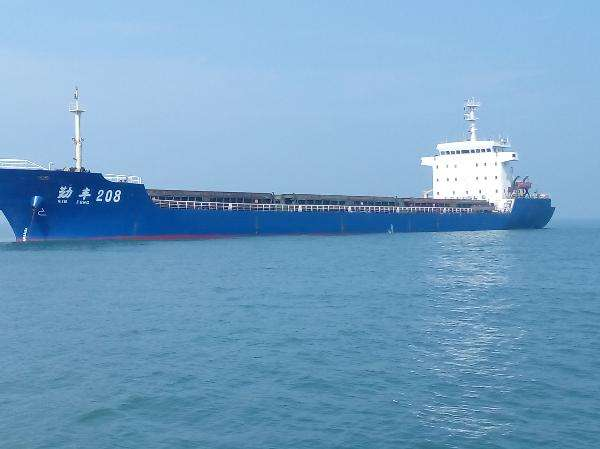 Bust shipowners do a runner with auctioned off bulker