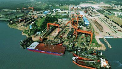 Photo of Qingshan Shipyard to transform into a port