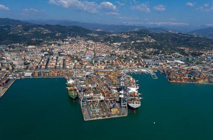 Contship details La Spezia expansion plans