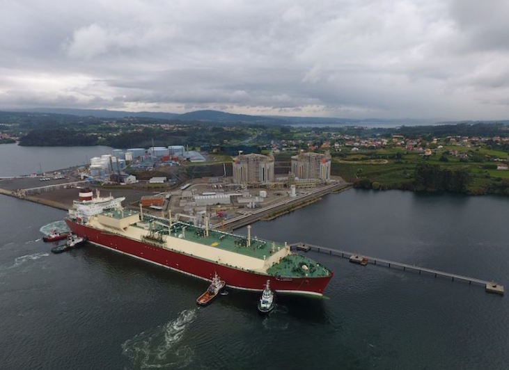 Sojitz buys into Spanish LNG terminal