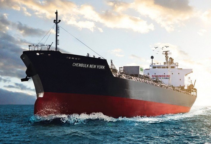 New boss at Chembulk Tankers as Jack Noonan steps down