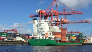 Photo of Brexit could see 9 km tailbacks at Dublin port