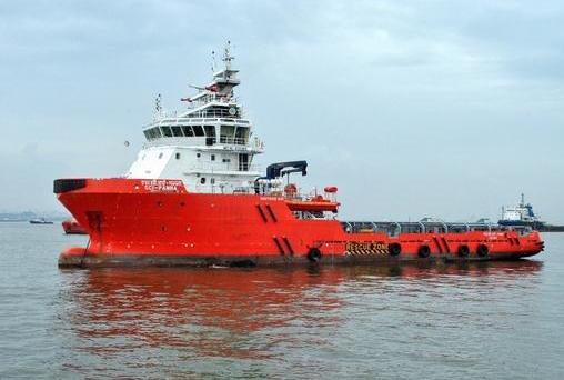 SCI anchor handler sinks off Mumbai