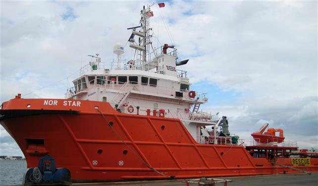 Solstad Farstad sells another AHTS