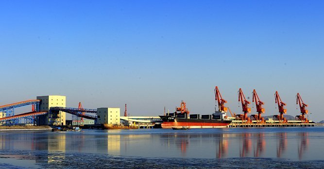 Court freezes Dandong Port's assets