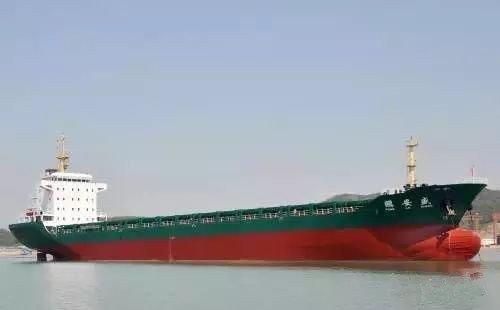 Containers blown off multi-purpose vessel near Shanghai