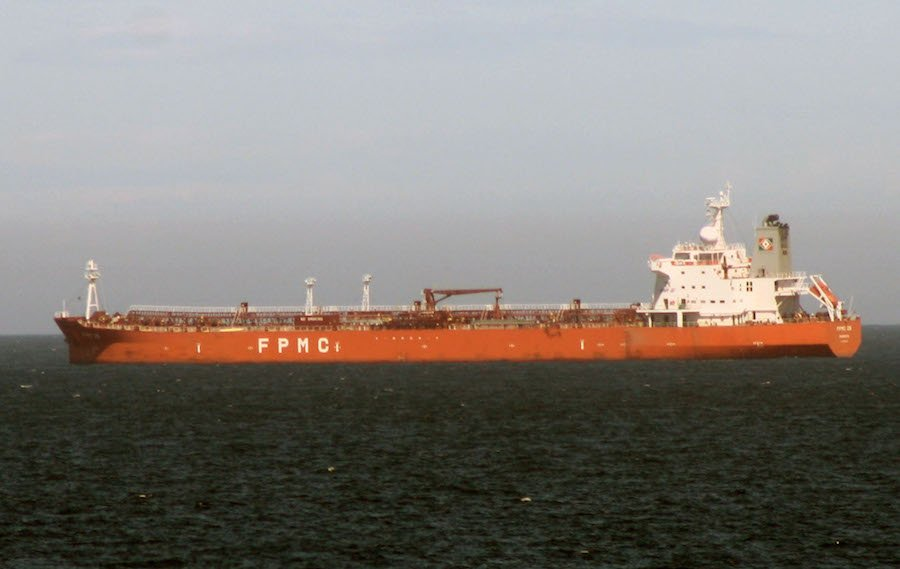 Centrofin and Eastern Pacific take Formosa LR1 tankers - Splash 247