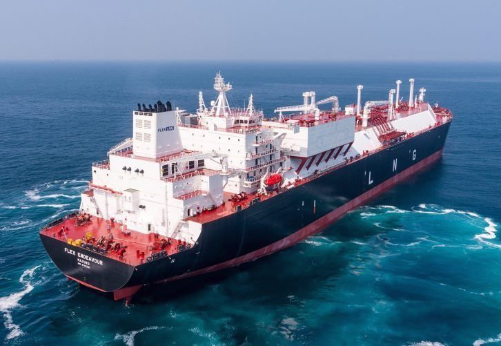 Flex LNG seals sale and charterback with Hyundai Glovis for LNG carrier pair