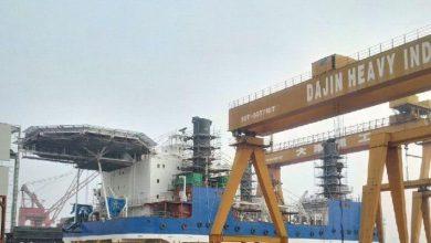 Photo of Shanghai Bestway awarded windfarm vessel order
