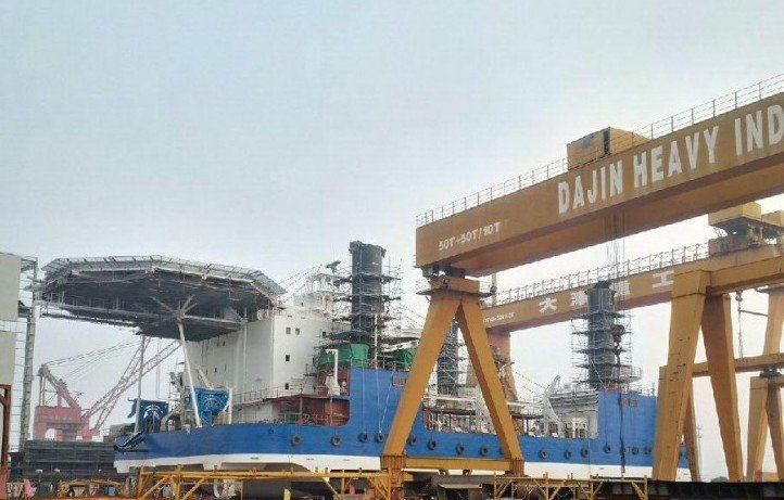 H&C Marine Engineering takes over two liftboat newbuildings at Dajin Heavy