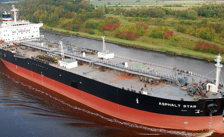 Chronos Shipping scraps asphalt tanker
