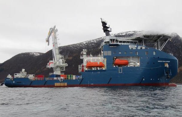 Kreuz Subsea awarded five-vessel project off India