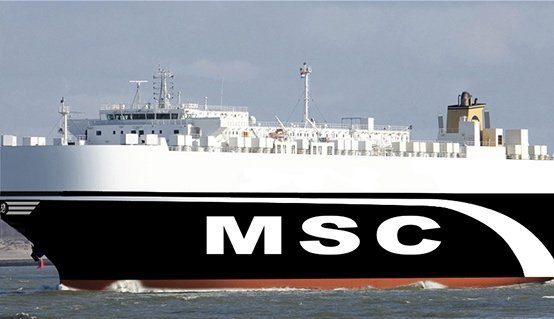 MSC enters deepsea roro space