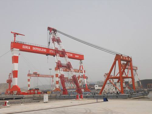 Zhejiang Ouhua Shipbuilding files for bankruptcy