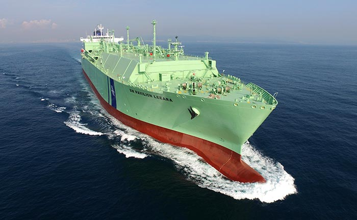 Rates for LNG carriers soar into record territory