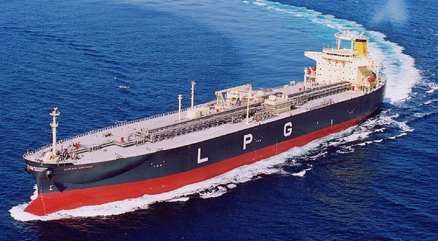 Kumiai Senpaku orders pair of LPG carriers at Sasaki Zosen
