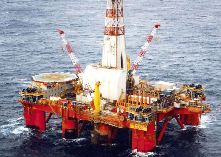 Transocean loses $112m backlog from semi-submersible breakdown