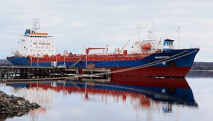 Canadian tanker firm makes rare buying foray