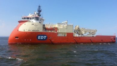 Photo of EDT and URS partner on subsea work